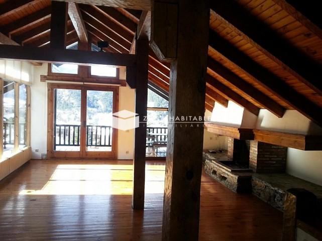 Casa adossada de lloguer a Ordino, 4 habitacions, 160 metres