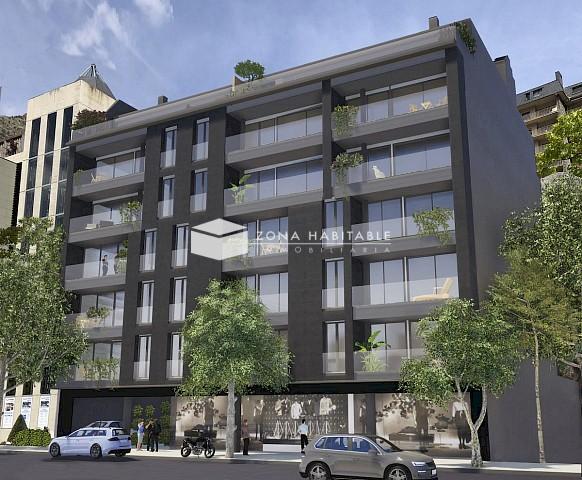 Àtic en venda a Andorra la Vella, 3 habitacions, 266 metres