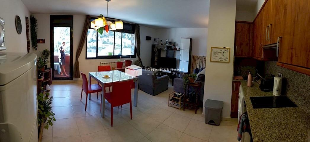 Pis en venda a El Tarter, 1 habitació, 60 metres